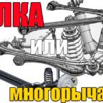 Задняя подвеска Kia Ceed ED: ремонт и отличия подвесок киа сид