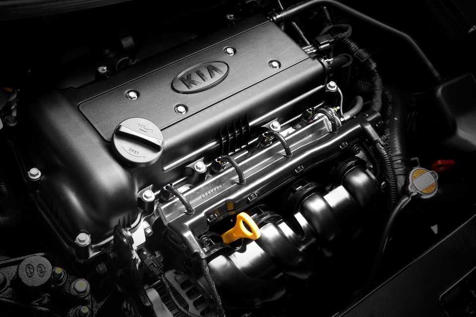 Общий ресурс двигателя KIA Rio