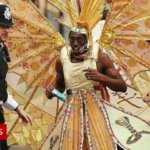Notting Hill Carnival: More than 350 arrested over two days — BBC News